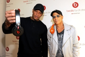 Apple bought Beats By Dre for $3 billion mid last year. This landmark deal has so far proven to be a music and marketing success story and a win-win for all involved. Apple capitalized on an opportunity to significantly boost it's brand reach/engagement via the Beats/Dr. Dre fan bases. Oh, and Hip hop icon Dr. Dre became Hip hop's richest artist, en route to become the genres first billionaire. Photo: Zennie Abraham/Flickr