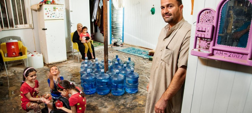 Powerful photo essay puts water use inperspective
