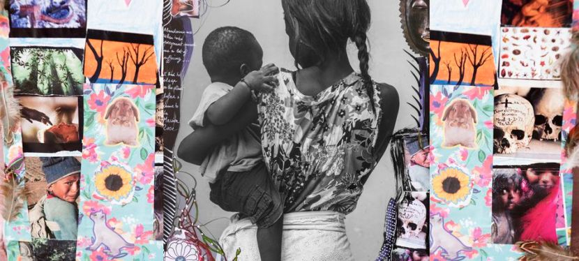 Art for resilience: Stories from young mothers in Senegal